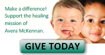 donate to avera mckennan
